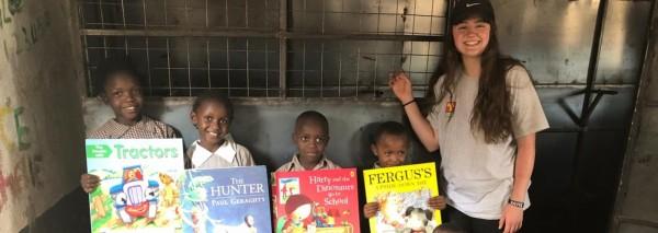 Katie and the Kenyan schoolchildren.jpg